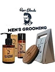 kit Ligne de barbe Traitements Toilettage MEN'S GROOMING Renee Blanche
