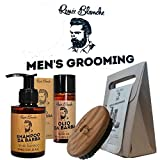 kit Ligne de barbe Traitements Toilettage MEN'S GROOMING Renee Blanche