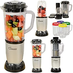 Hausen Amazing Blender And Juice/smoothie Maker Set Food Processor by Hausen