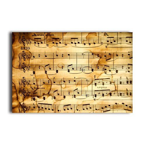 sheet-music-wallpaper-20-x-30-inch-wall-sticker-customized-poster