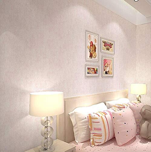 Zhoukeyu carta da parati moderna minimalista elegante in puro colore carta da parati in tessuto non tessuto cinese cameretta per bambini ragazzo ragazza camera da letto casa
