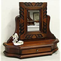 ARREDO SELLI toelette Arte povera con Espejo y cajón - Muebles de Dormitorio precios