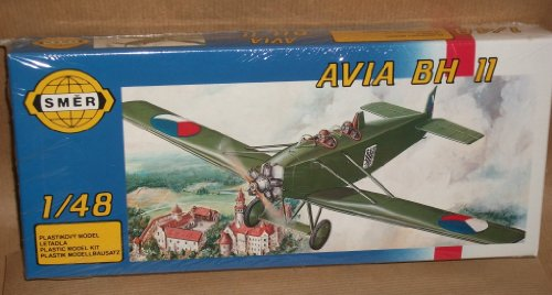 smer-819-avia-bh-ii-148-plastic-kit