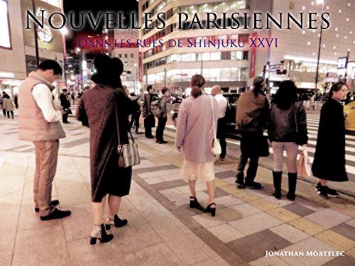 NOUVELLES PARISIENNES: Dans les rues de Shinjuku XXVI par Jonathan  Mortelec
