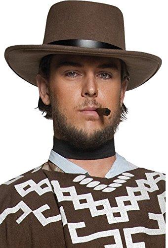 iff Braun Herren (Clint Eastwood Cowboy Kostüme)