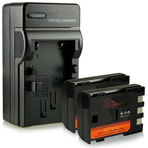 cargador-2x-extremewolf-bateria-nb-2l-bp-2l5-para-canon-powershot-g7-g9-s30-s40-s45-s50-s60-s70-s80-
