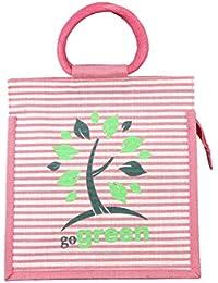 Jute Tree Go Green Bag