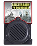 Horror-Shop Geisterbahn Sound FX Box für Halloween