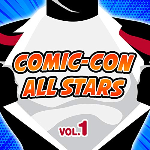 Comic-Con All Stars Vol.1