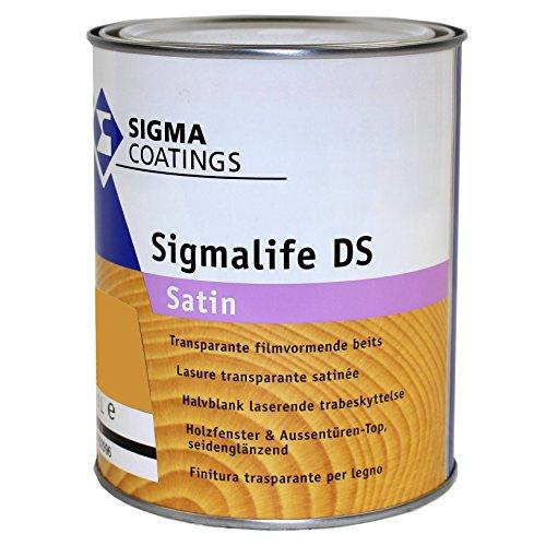 Sigma Sigmalife DS 1,0l eiche hell Dickschichtlasur für Holzfenster und Holztüren