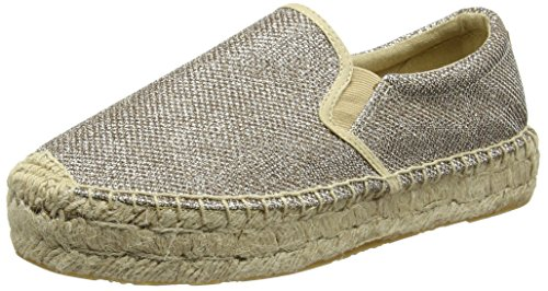 ReplayClene - Espadrillas Donna , Oro (Gold (GOLD 26)), 37