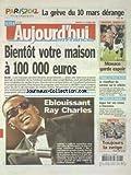 Telecharger Livres AUJOURD HUI EN FRANCE No 1182 du 23 02 2005 PARIS 2012 LA GREVE DU 10 MARS DERANGE HLM BIENTOT VOTRE MAISON A 100 000 EUROS TUNNEL DU MONT BLANC LE CHAUFFEUR DU CAMION SUR LA SELLETTE CINEMA RAY CHARLES PAR JAMIE FOXX LES SPORTS FOOT (PDF,EPUB,MOBI) gratuits en Francaise