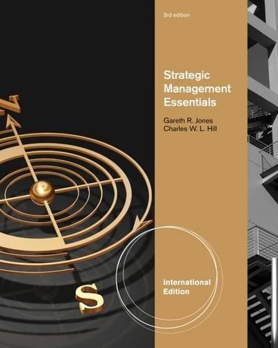 strategic management essentials international edition