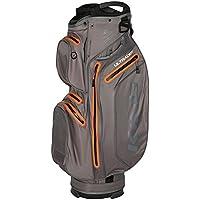 Cobra 2018 King Dry Tech - Bolsa Impermeable para Carrito de Golf, Color Gris
