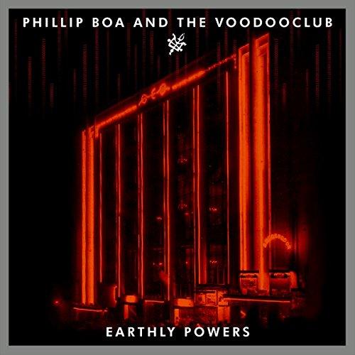 Earthly Powers (Vinyl Collector's Edition) [Vinyl LP]