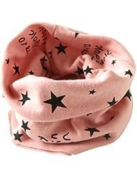 Tonsee® Automne Hiver Garçons Filles Collar bébé Echarpe Coton Ring O Echarpes