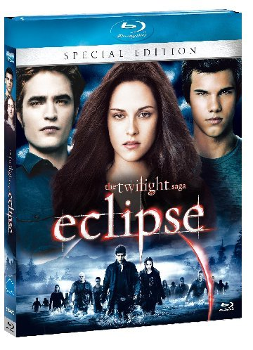 Eclipse - The Twilight Saga (Limited Deluxe Edition) (Blu-Ray+Dvd Contenuti Extra+Zainetto)