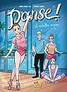 Danse ! Tome 6 : Le médaillon magique (BD) par Morel