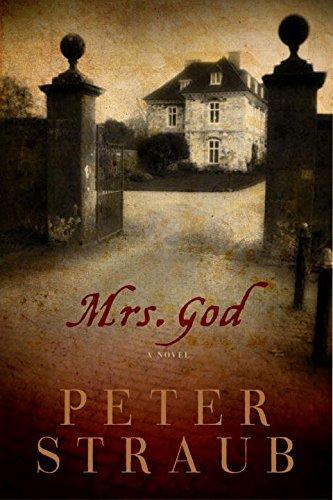 Mrs. God Cover Image