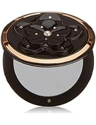 Danielle Creations or rose swarovski True Image Fleur Compact, Blanc perle/noir/blanc cassé