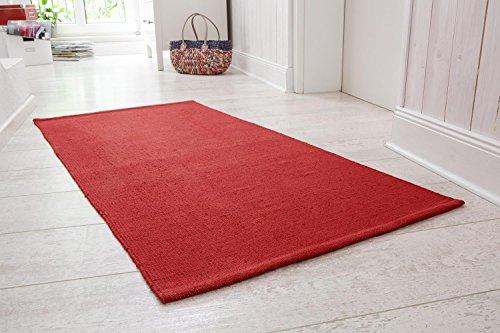 mano-web-alfombra-milo-100-algodon-lavable-a-60-x-120-cm-algodon-rojo-60-x-120