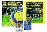 Fussball Bundesliga 07/08 Sticker Sammelbilder (Tüte)