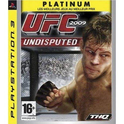 THQ UFC 2009 - Juego (PS3)
