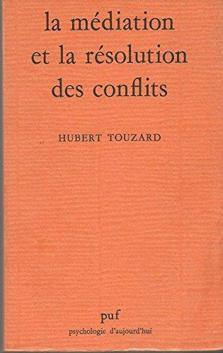 Mediation Resolution des Conflits