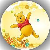 Premium Esspapier Tortenaufleger Geburtstag Winnie Pooh T34