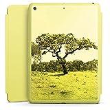 DeinDesign Apple iPad 5 Smart Case Limette Hülle mit Ständer Schutzhülle Baum Tree Landschaft