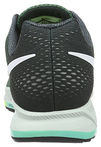 Nike Herren Air Zoom Pegasus 33 Laufschuhe Grün Geistergrün