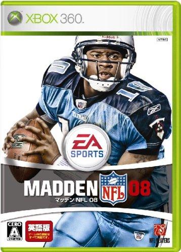 Madden NFL 08[Japanische Importspiele]