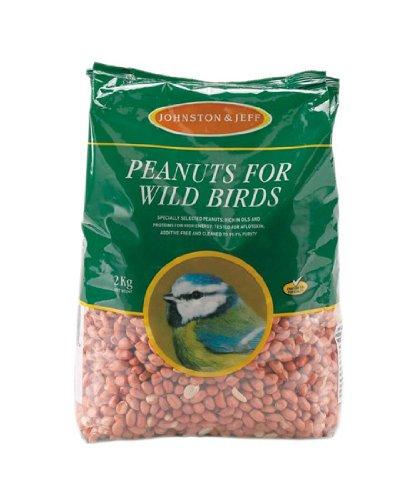 Premium Wild Bird Peanuts 2kg