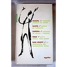 Teatro español. 1966 - 1967. Ninette (modas de París). Oficio de