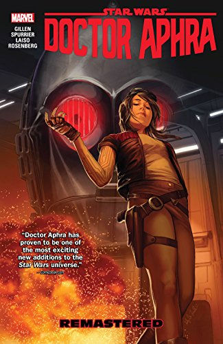 Collects Star Wars: Doctor Aphra #14-19.Rogue archaeologist Doctor Aphra jumps to lightspeed and accelerates into the next chapter of her life! The not-so-good Doc is being blackmailed by evil droid mastermind Triple-Zero to run missions for his unde...
