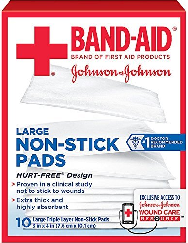 band-aid-first-aid-non-stick-pads-large-3-in-x-4-in-10-ea-by-band-aid