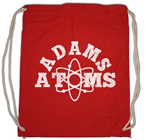 Urban Backwoods Adams Atoms Turnbeutel Sporttasche