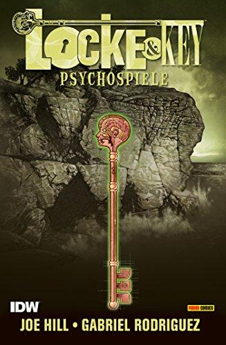 Locke & Key, Band 2: Psychospiele (Zeichnung Schlüssel)
