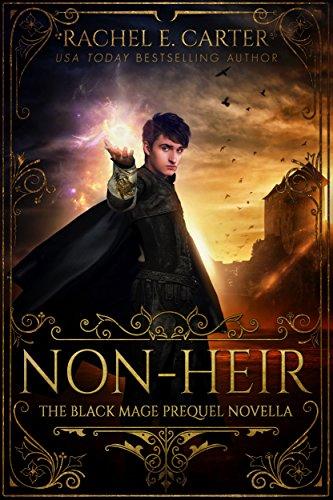 Non-Heir (The Black Mage Prequel Novella, Book 0) (English Edition)