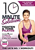 10 Minute Solution Tighten And Tone Pilates [DVD] [UK Import]