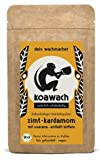 koawach Zimt+Kardamom Trinkschokolade mit Guarana Wachmacher Kakao - Bio