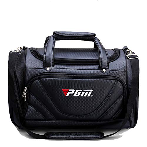 LXYIUN Golfkleidungstasche,Männer Wasserdicht Grosse Kapazität Kleidertasche Balltasche