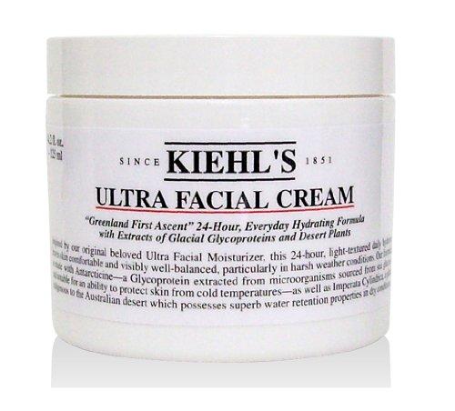 Kiehl's Ultra Gesichtscreme - Tiegel, Normale Größe 4.2oz (125ml)