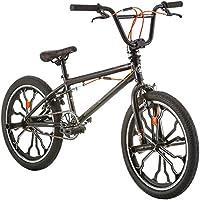 BMX 20 Mongoose Mode 270 Boys Bike Black and Orange by Mongoose - Mongoose Bmx Bike