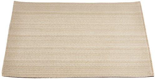 13 by 18-Inch Set of 4 Trendex Home Designs Bari Placemat Canyon