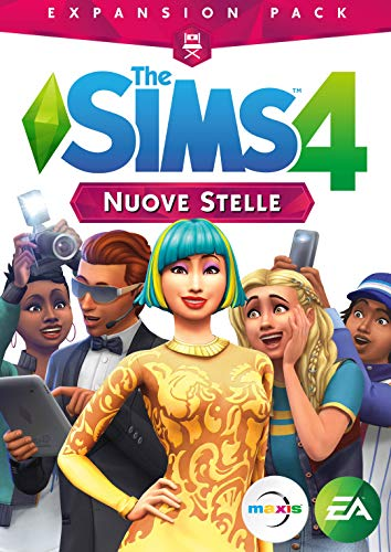 Game pc Electronic Arts The Sims 4 - Nuove Stelle - Expansion Pack