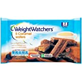 Weight Watchers Caramel de chocolat Gaufres, pack de 6 x 92 g)