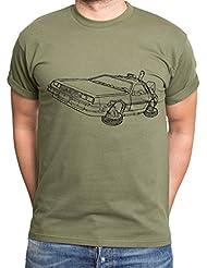DMC 12 Camiseta de hombre Back To The Future