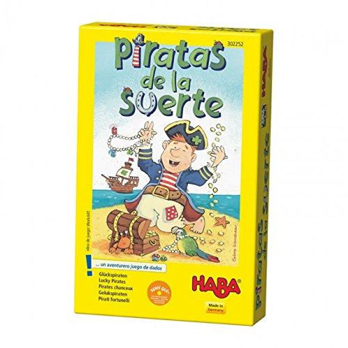Haba Piratas de la Suerte 302252