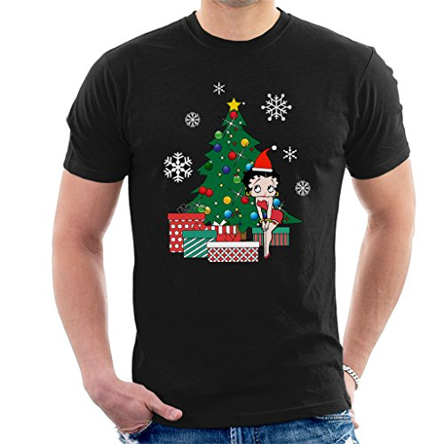 Betty Boop Around The Christmas Tree Men's (Kultur Flapper)